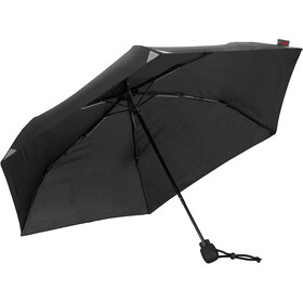 EuroSchirm Light Trek Ultra Umbrella black reflective